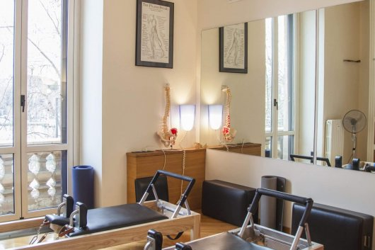 PRIVATE PILATES PACKAGE